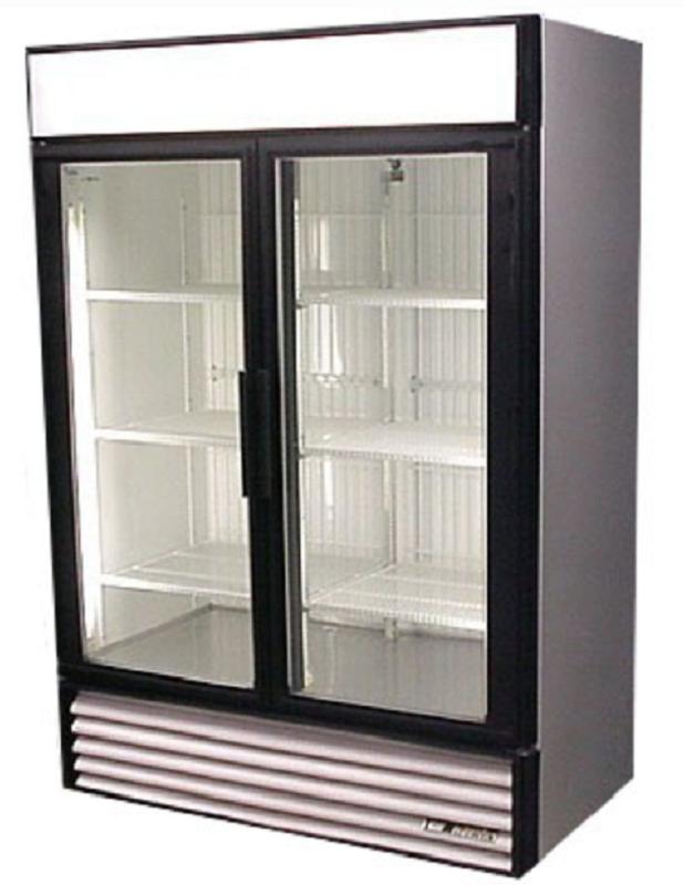 Used Two Door Freezers