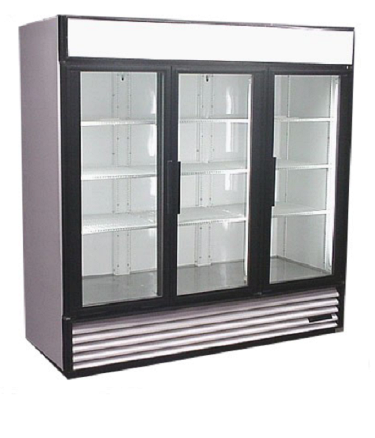 Used Three Door Coolers