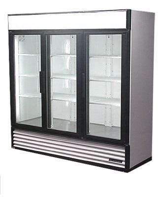 Used Three Door Freezers