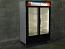 Used Two Glass Door Display Freezer