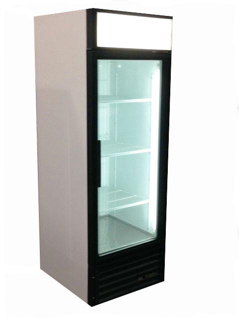Single Glass Door Freezer