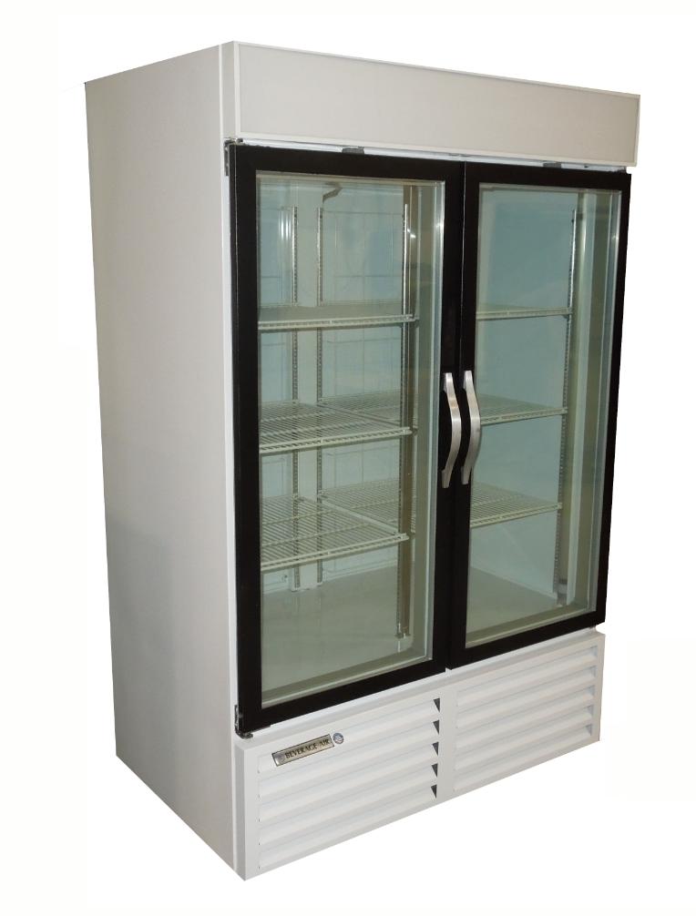 Beverage Air Two Door Freezer